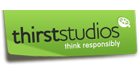 Thirst Studios logo