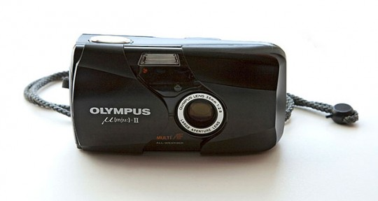 Olympus Stylus Epic - Photo by Arran Salerno